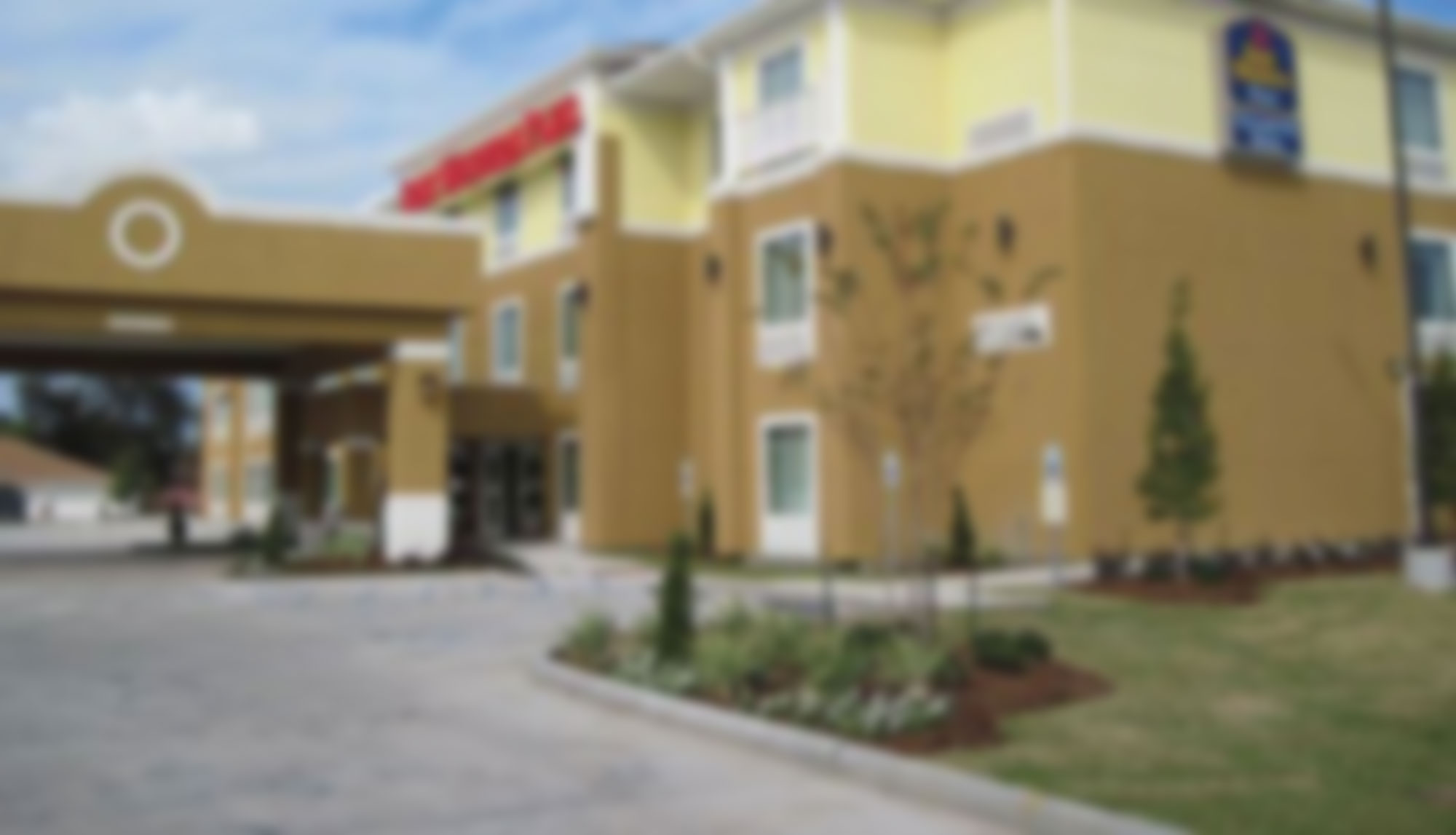 Best Western Plus Chamette Blurred