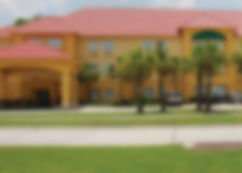La Quinta Inn Blurred
